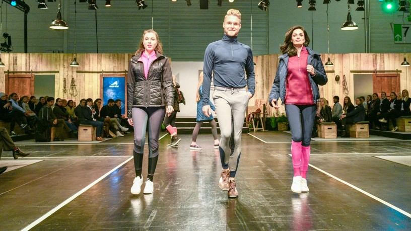 Experience riding fashion of the future live