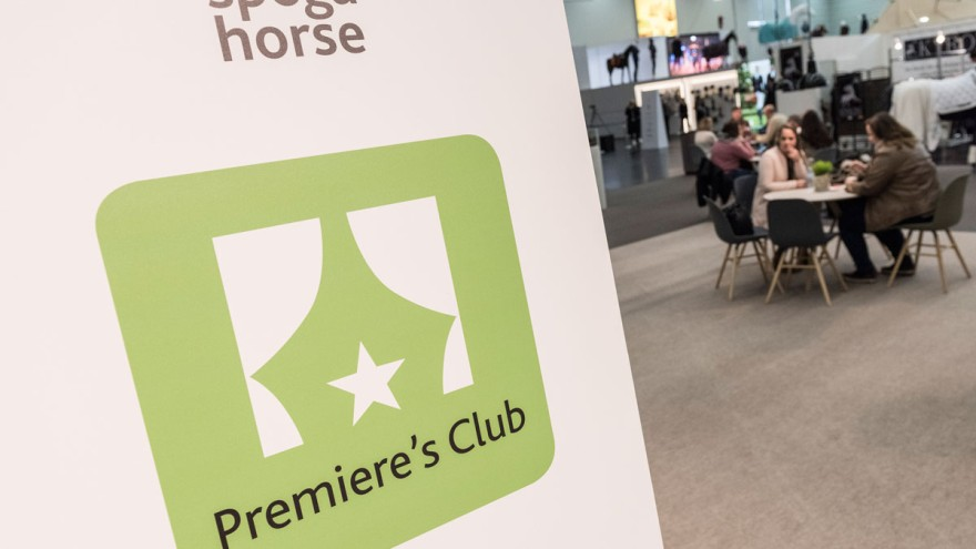 spoga horse Premiers' Club