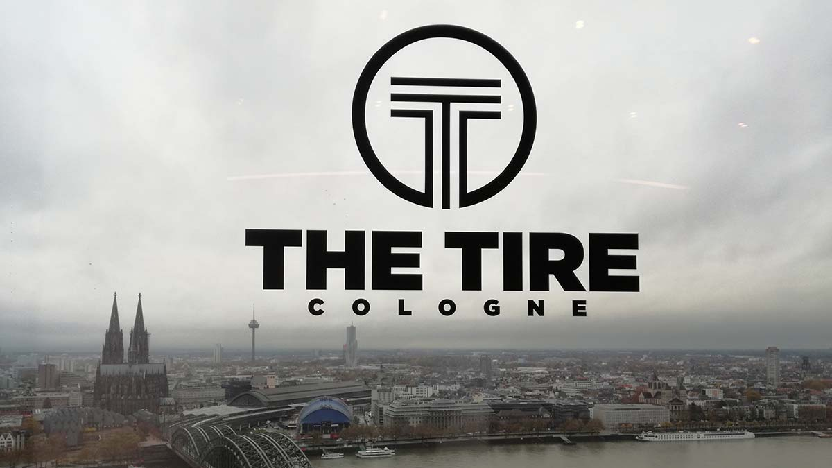 Are you ready for THE TIRE COLOGNE?