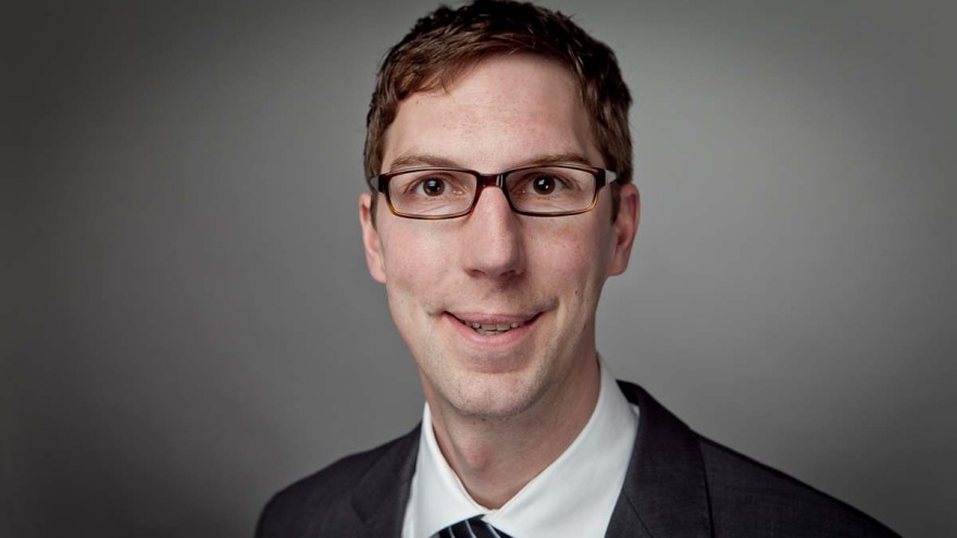 Yorick M. Lowin, managing director of the Federal Association of Tire Dealers and Vulkaniseur-Handwerk e. V. (BRV) in Bonn, Germany