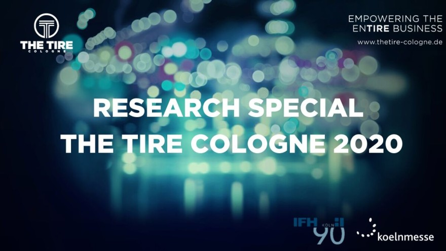 Research Special for the THE TIRE COLOGNE