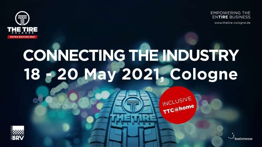 THE TIRE COLOGNE 2021: Even more opportunities for your business