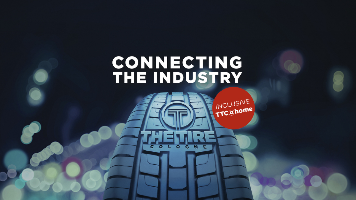 Live on-site and online: The THE TIRE COLOGNE 2021 & TTC@home