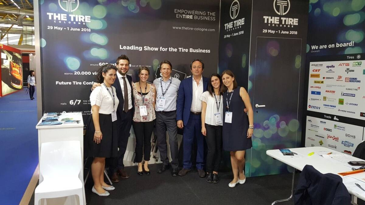#TTConTour: Internationales Networking auf der Autopromotec 2019 in Bologna