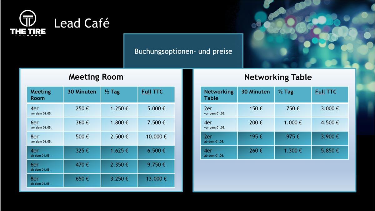 Lead Café TTC 2021