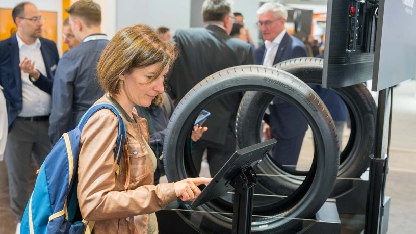 Information for trade visitors to THE TIRE COLOGNE