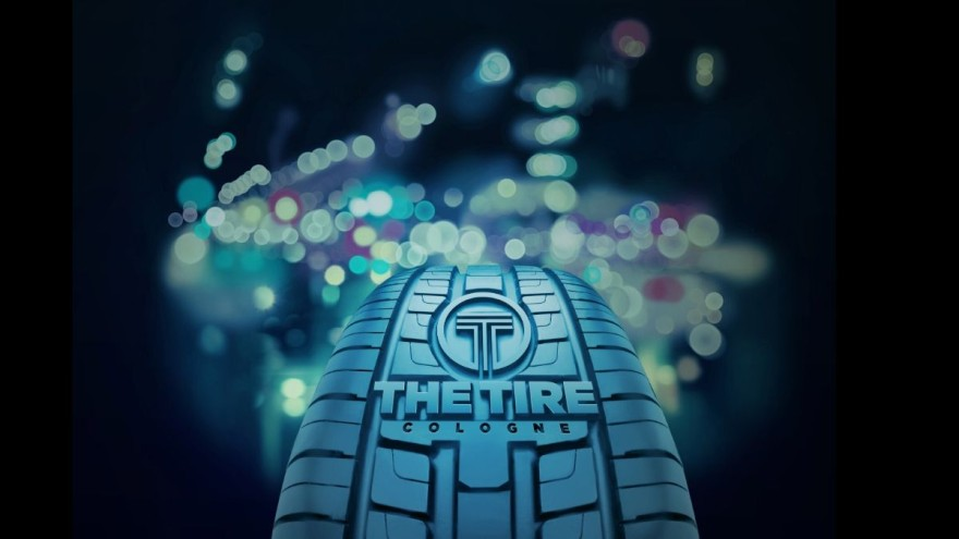 Key Visual THE TIRE COLOGNE