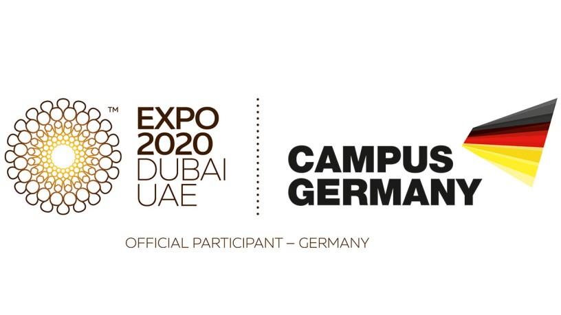 Logo German Campus EXPO 2020 Dubai