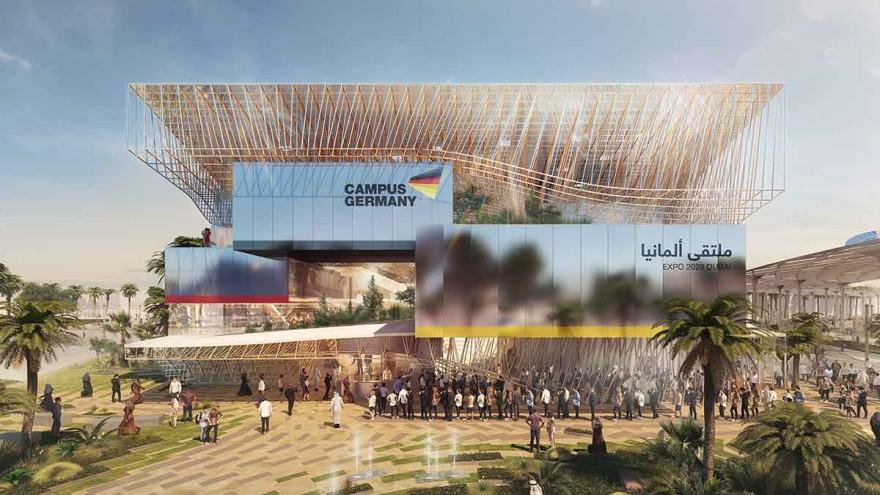 EXPO Dubai Deutscher Pavillion
